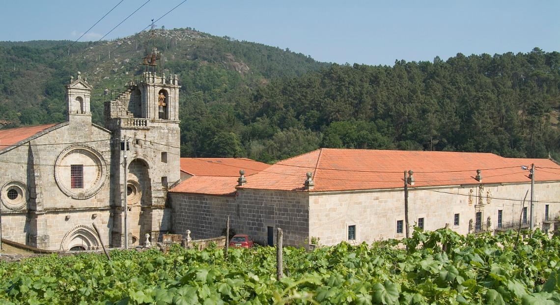 Monasterio de san clodio bodega vilerma