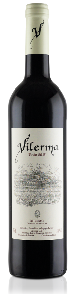 Vilerma Ribeiro WINE RED BOTTLE